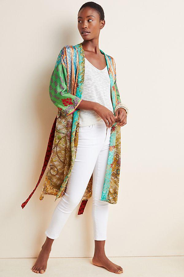 Slide View: 1: Sissel Edelbo Magnolia Kimono