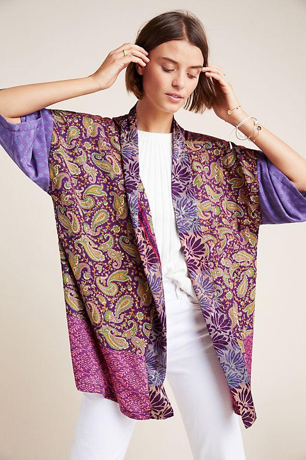 Slide View: 1: Sissel Edelbo Lotus Kimono