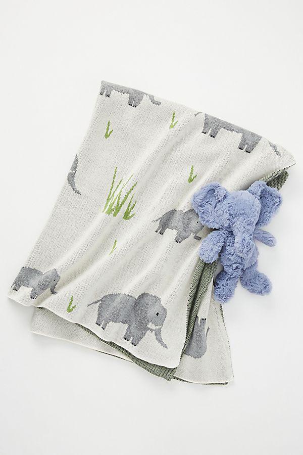 Slide View: 2: Treasure Baby Blanket