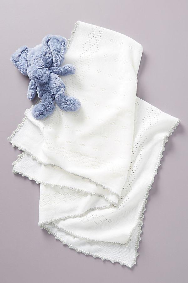 Slide View: 1: Stevie Baby Blanket