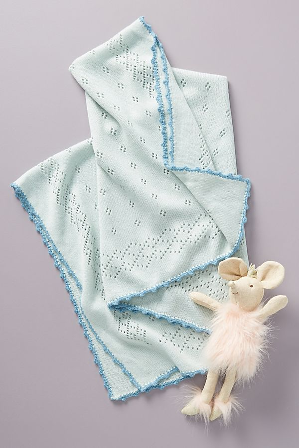 Stevie Baby Blanket by Anthropologie