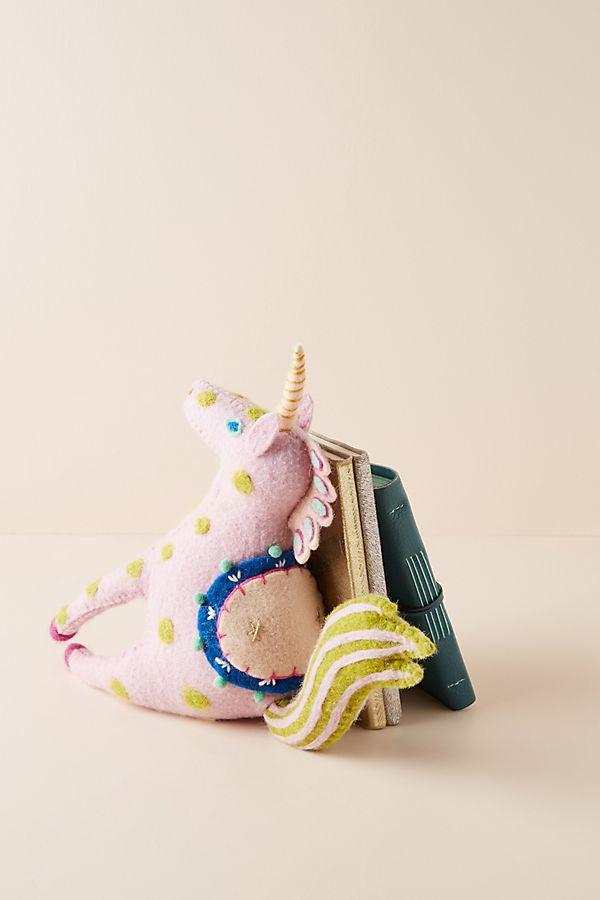 Slide View: 4: Unicorn Bookend