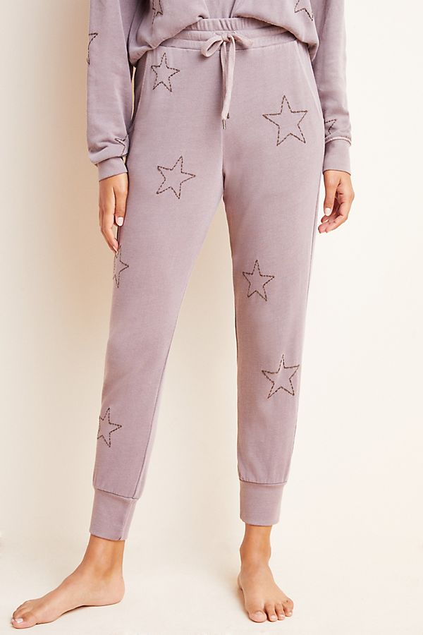 Anthropologie Lounge Star Set