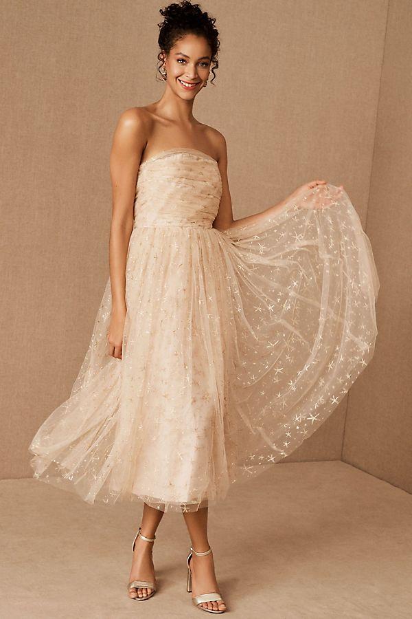Slide View: 2: Joanna August Rila Dress