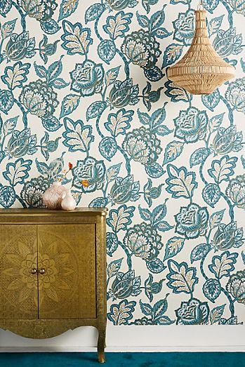 Removable Temporary Wallpaper Anthropologie
