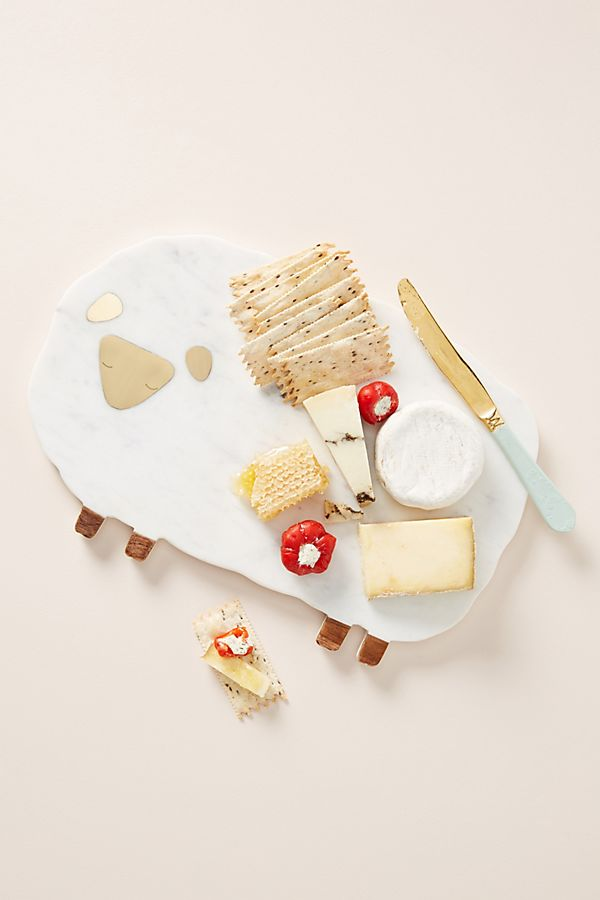 Slide View: 1: Mouton Cheese Board