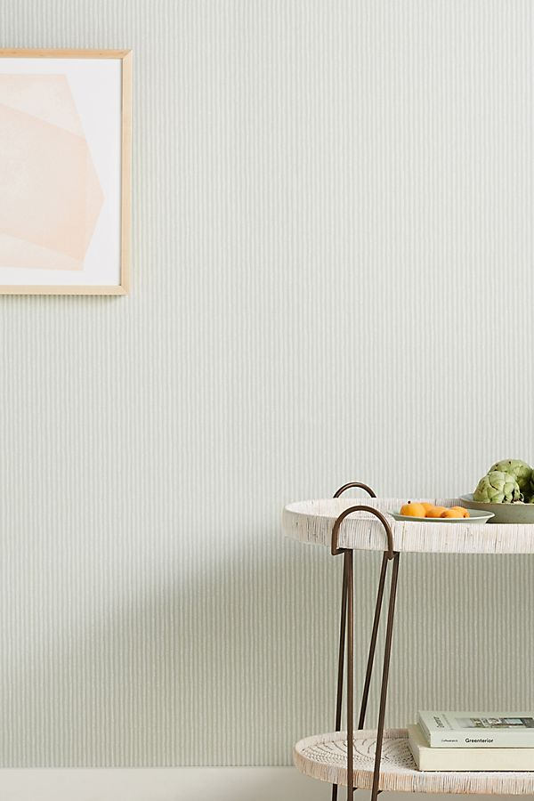 Shodo Stripe Wallpaper | Anthropologie