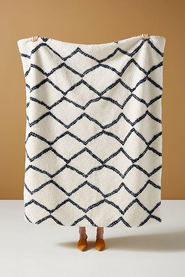 Slide View: 1: Nela Throw Blanket