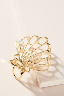 Petit Moments Sally Shell Hair Clip by Petit Moments