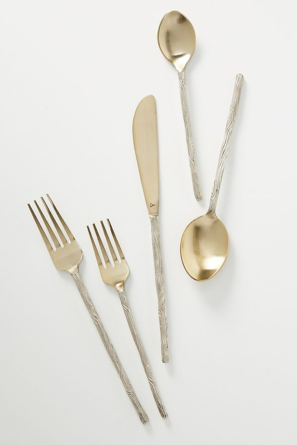 Slide View: 1: Finn Flatware