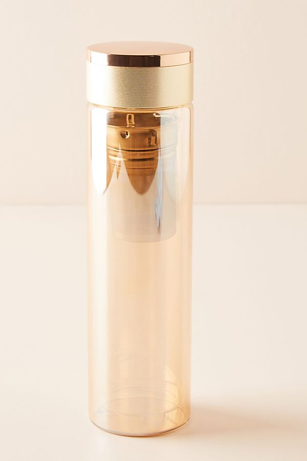 Marlene Infuser Bottle by Anthropologie
