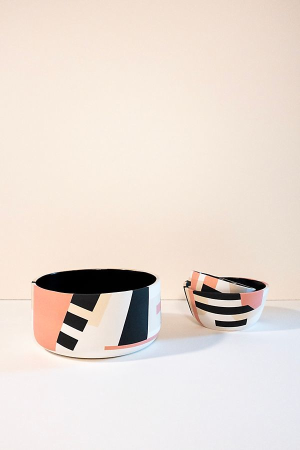Slide View: 2: Sally Blair Ceramics Bowl