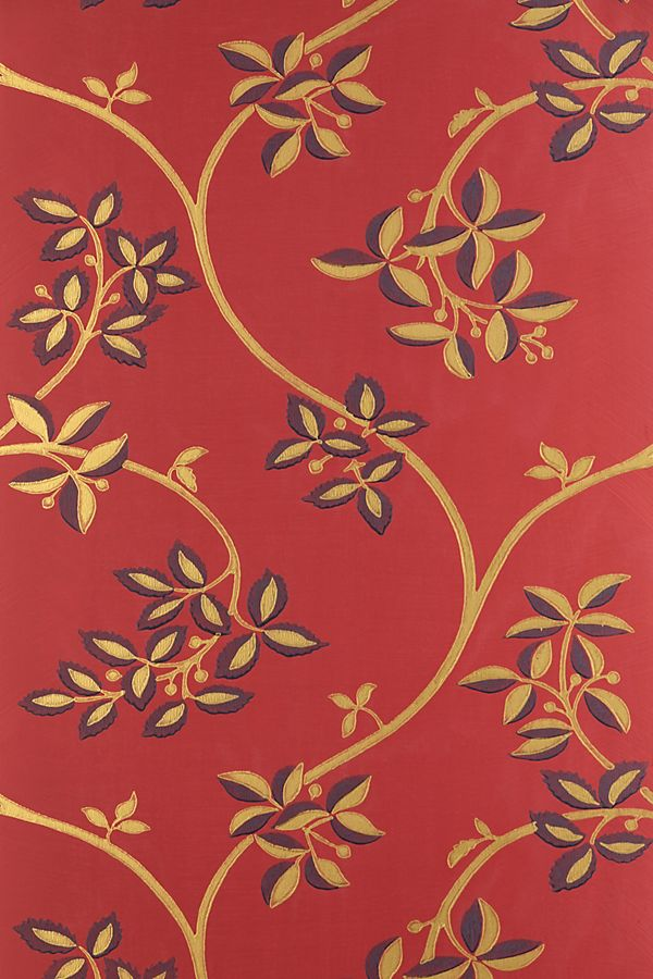 Slide View: 1: Farrow & Ball Ringwold Wallpaper