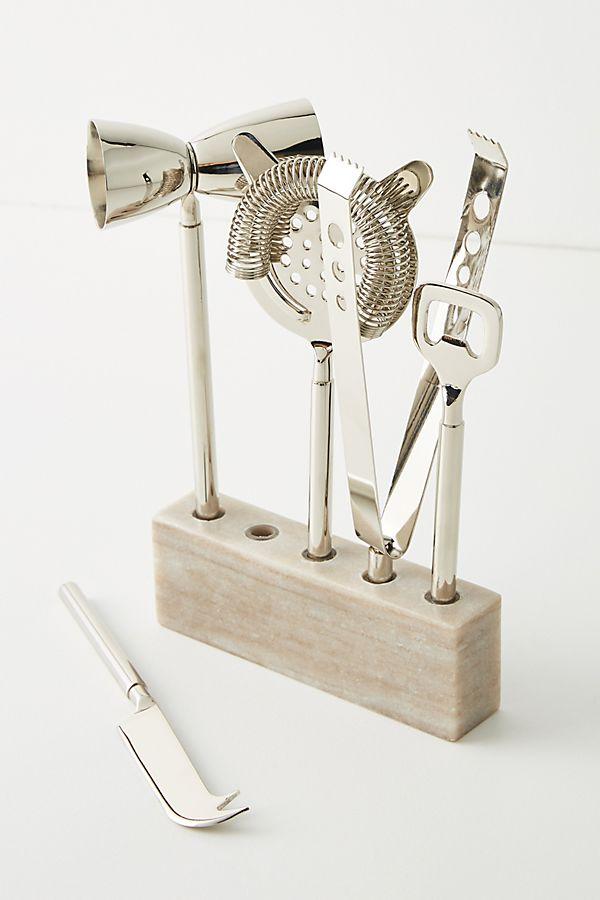 Slide View: 1: Bogart Bar Tools, Set of 5