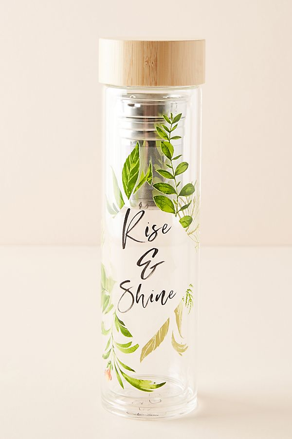 Slide View: 1: Botanical Infuser Bottle