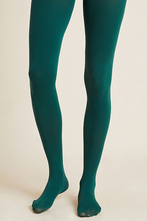 Slide View: 1: Hansel From Basel Opaque Tights