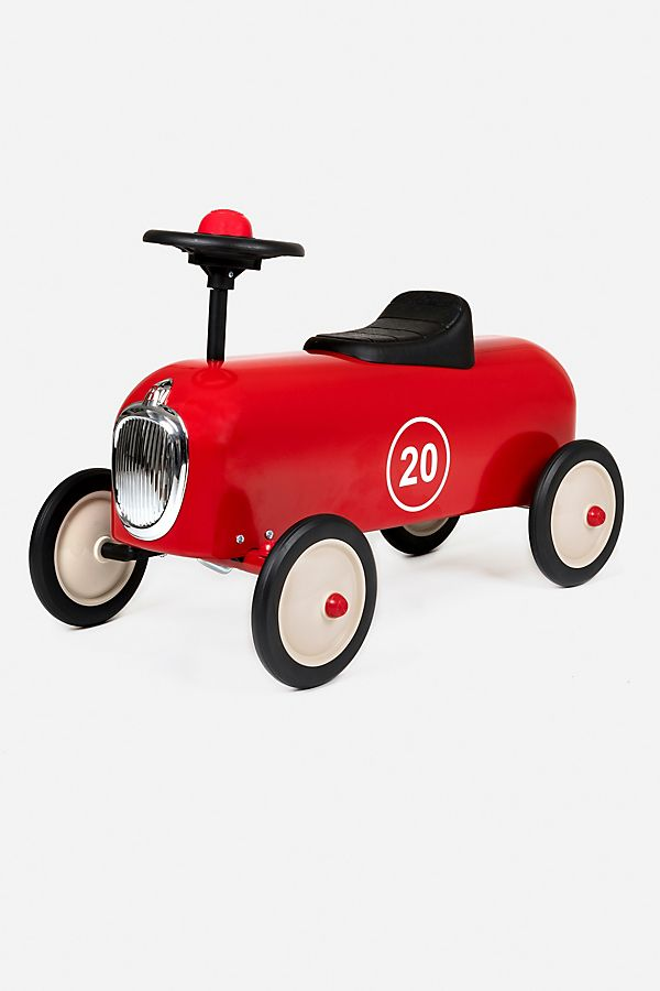 Slide View: 1: Baghera Racer Ride-On Car