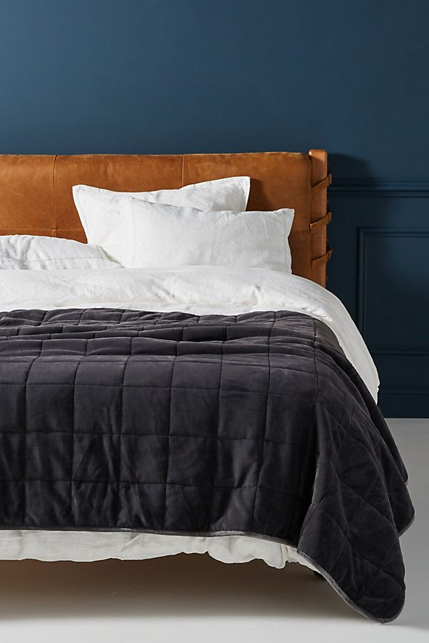 Slide View: 1: Quinn Weighted Blanket
