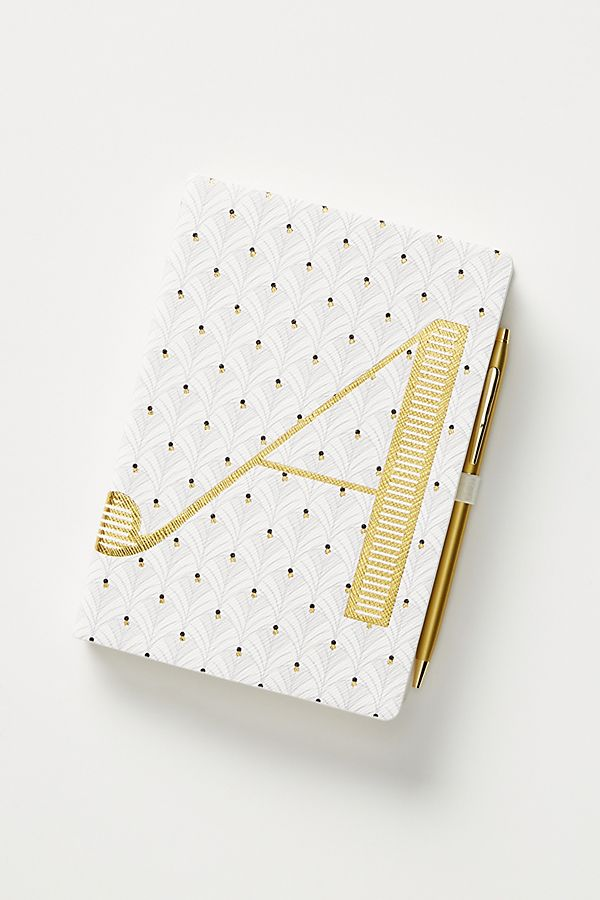 Adelaide Monogram Journal Best Travel Gifts for Her
