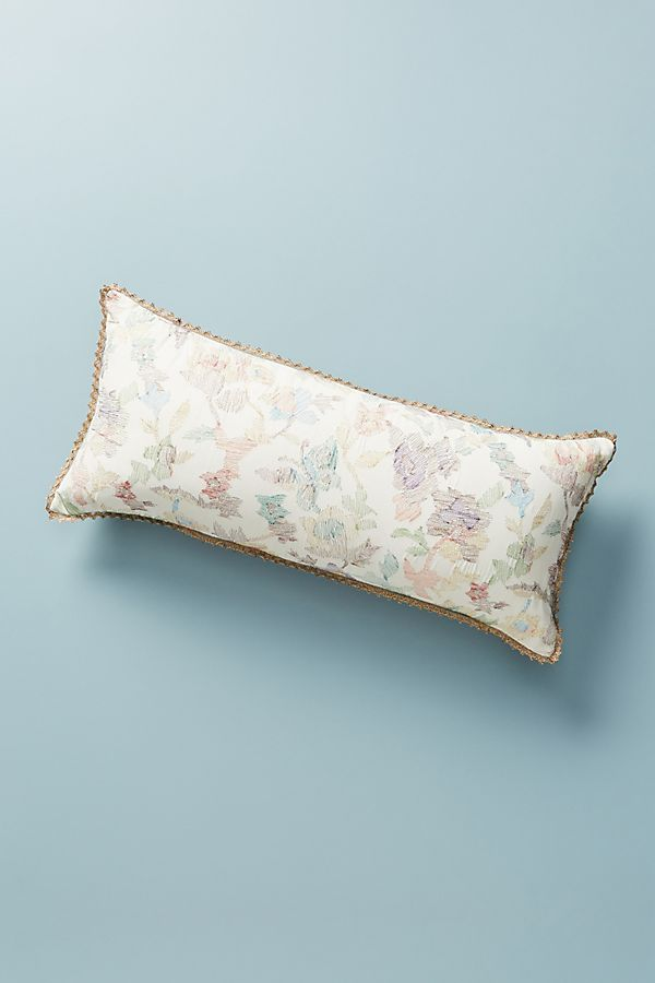 Slide View: 1: Embroidered Skipper Pillow