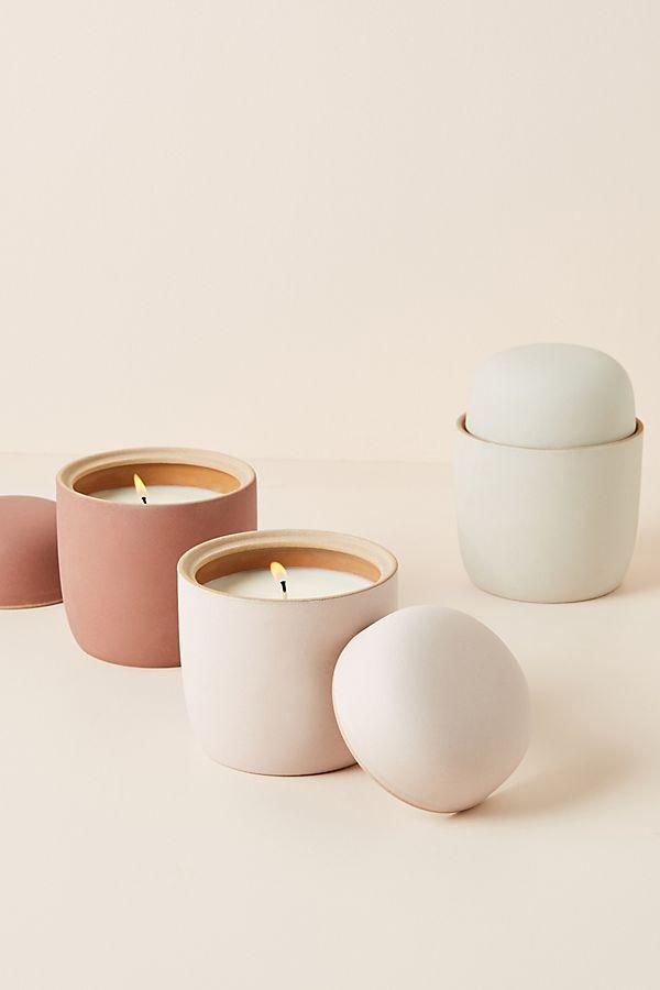 Slide View: 3: Elemental Ceramic Candle