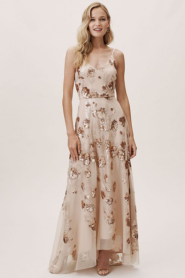 Slide View: 1: BHLDN Firelle Dress