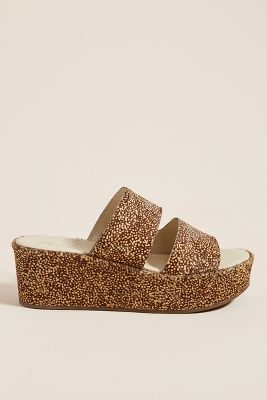 ccf5395dfae Splendid Bedford Ruffle Wedge Sandals | Anthropologie