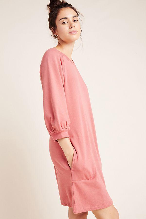 Slide View: 1: Luce Sweatshirt Dress