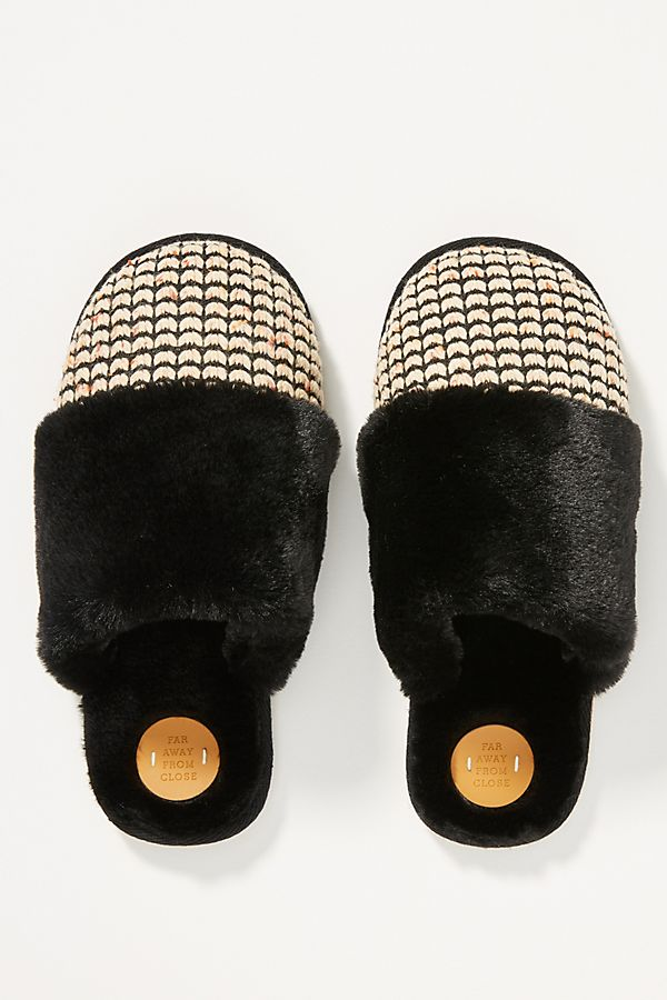 Slide View: 1: Lina Slippers