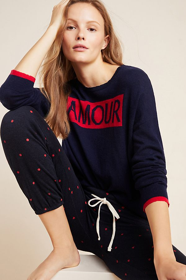 Slide View: 1: Sundry Amour Sweater