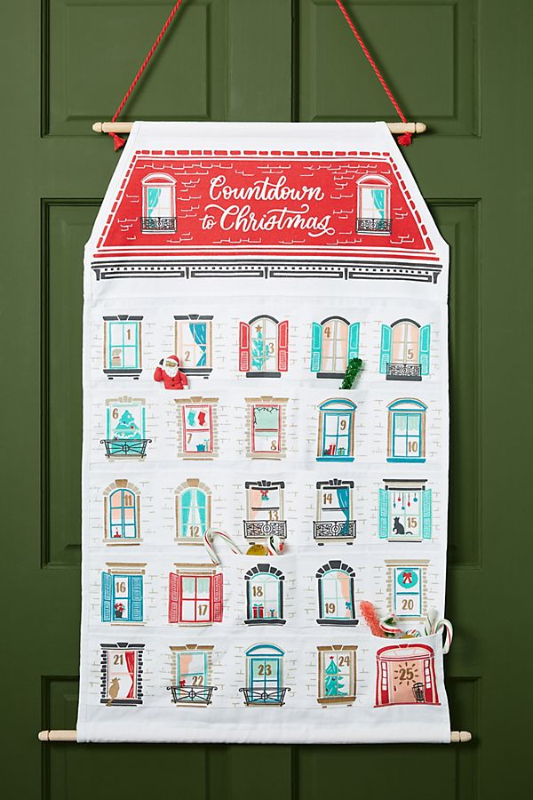 Christmas Countdown Calendar.Countdown To Christmas Advent Calendar