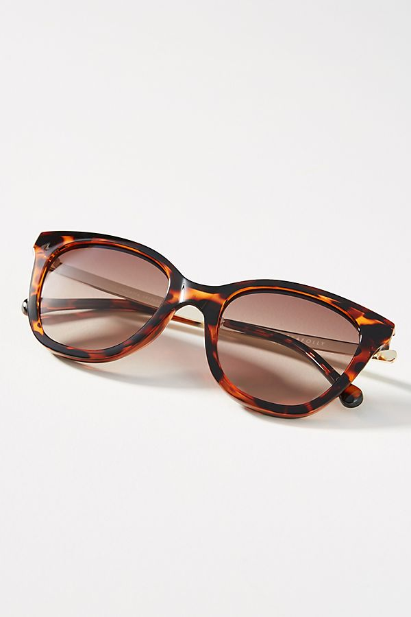Slide View: 1: Seafolly Coolangatta Cat-Eye Sunglasses