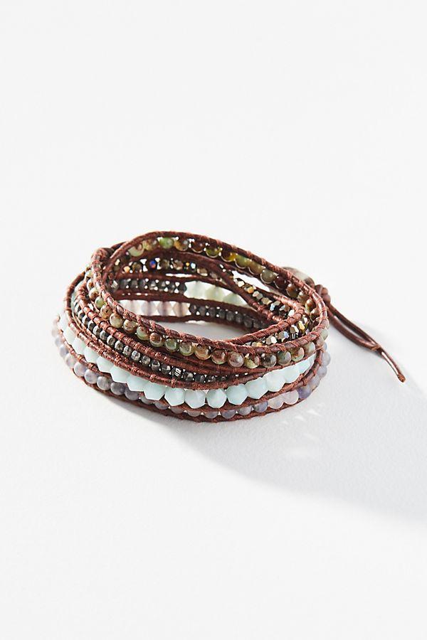 correspondant en couleur mode la plus désirable divers styles Chan Luu Laurent Wrap Bracelet