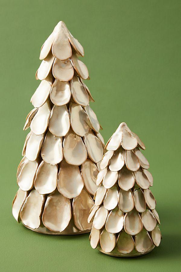 Slide View: 1: Spruce Tree Decorative Object