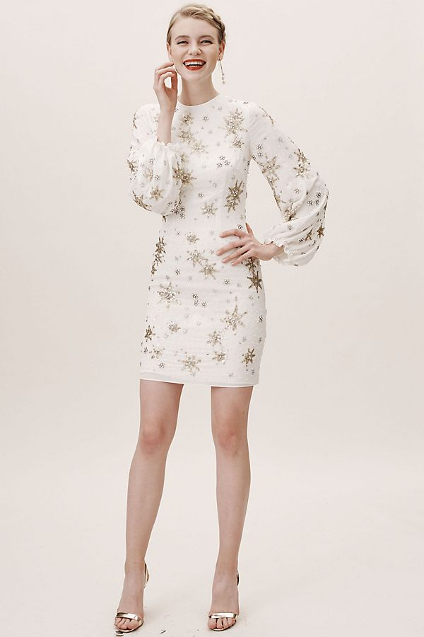 Slide View: 1: BHLDN Mercure Dress