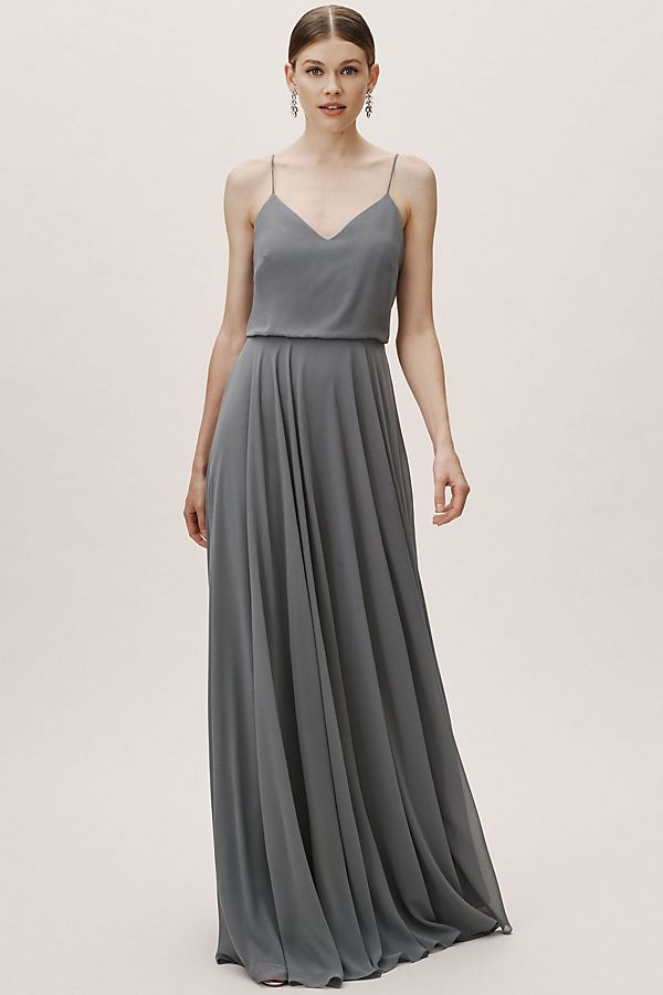 Slide View: 1: Jenny Yoo Inesse Dress