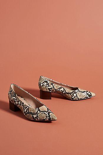 Seraphina Block Heels
