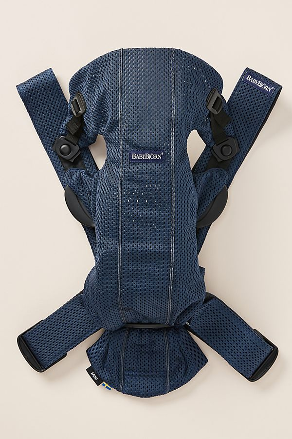 Slide View: 1: BabyBjorn Newborn Baby Carrier