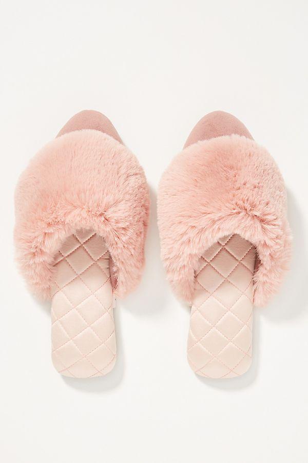 Slide View: 1: Ariana Bohling Belle Slippers