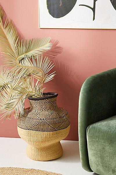 Asili Woven Vase