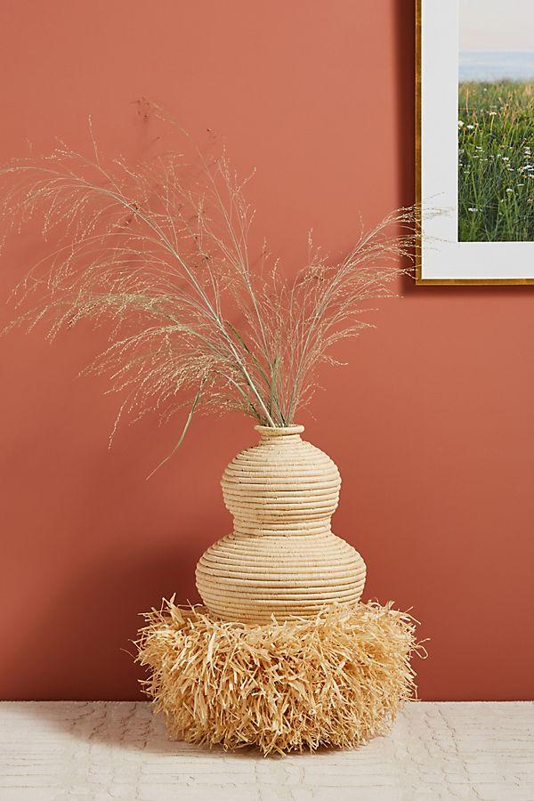 Slide View: 1: Bomba Woven Vase
