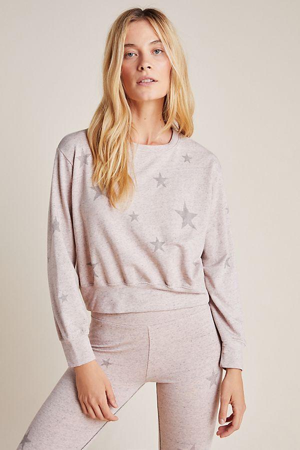 Slide View: 1: Sundry Stars Sweatshirt