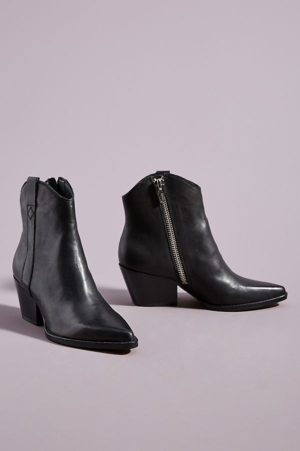 Slide View: 2: Dolce Vita Serra Ankle Boots