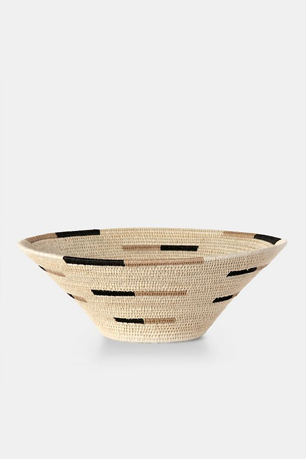 Slide View: 1: Charlie Sprout Large Bonded Basket