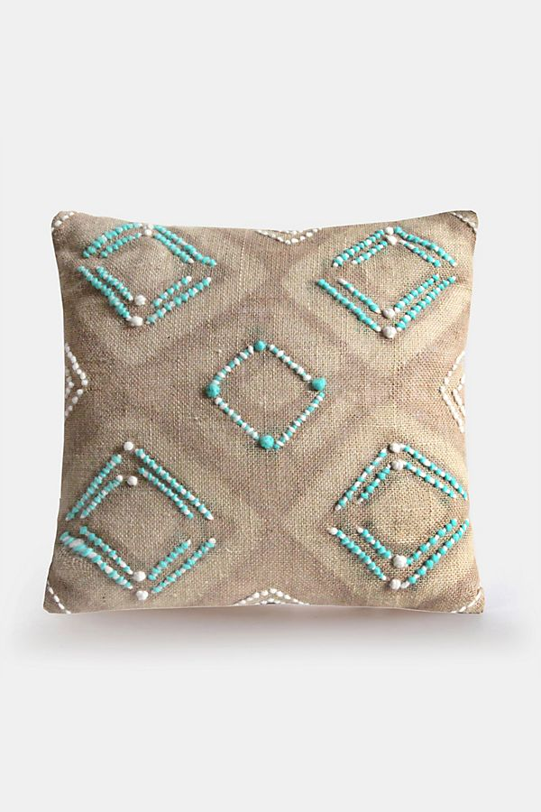 Slide View: 1: Charlie Sprout Almasi Pillow