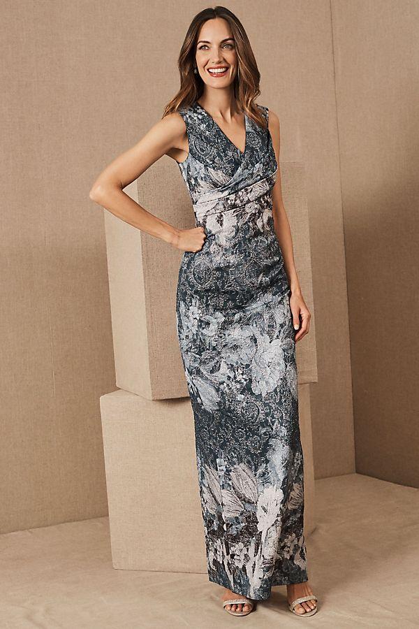 Slide View: 2: Adrianna Papell Lilliana Dress