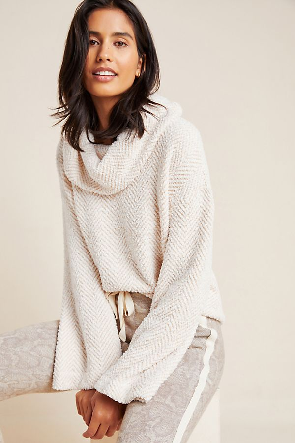 Slide View: 1: Constance Bell-Sleeved Pullover