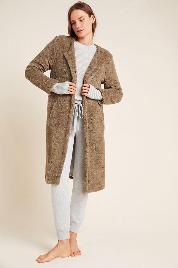Slide View: 1: Desmond Teddy Coat