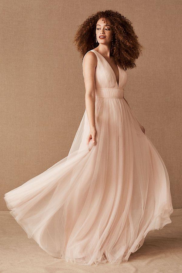 Slide View: 1: Jenny Yoo Sarita Dress