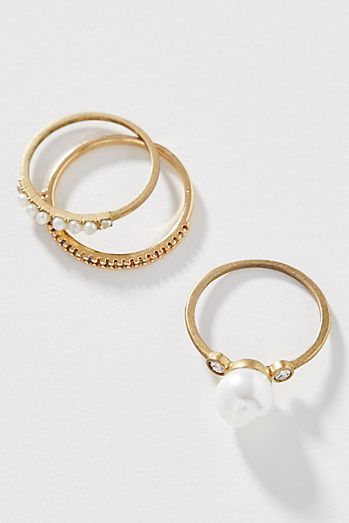 Rings | Statement & Delicate Rings for Women | Anthropologie
